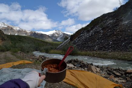 LiveOutThere Exclusive: Meal Planning for the Long DistanceTrek