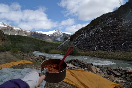 LiveOutThere Exclusive: Meal Planning for the Long Distance Trek