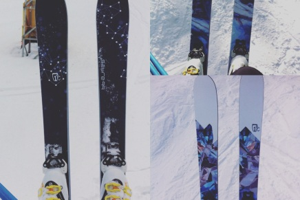Gear Review: Icelantic and MeierSkis