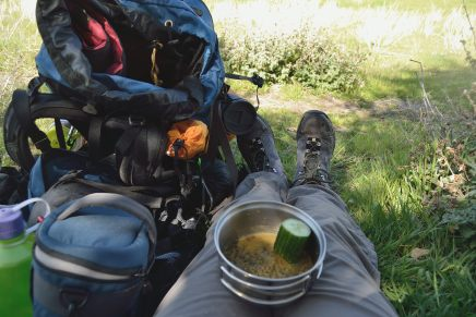 LiveOutThere Exclusive: Backpacking Meals for a 4-5 day Trip