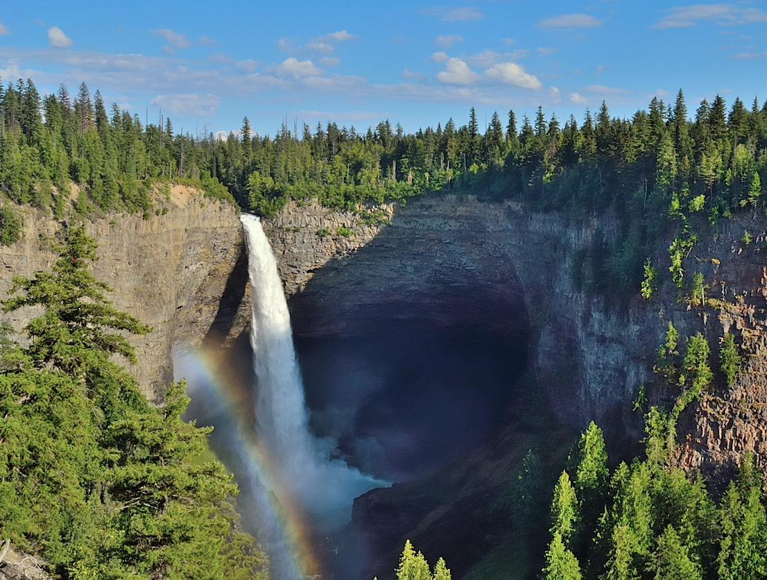 Helmlecken Falls